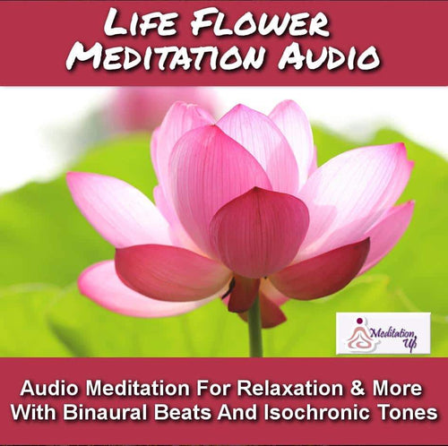 Life Flower Meditation Audio - Meditation Up -