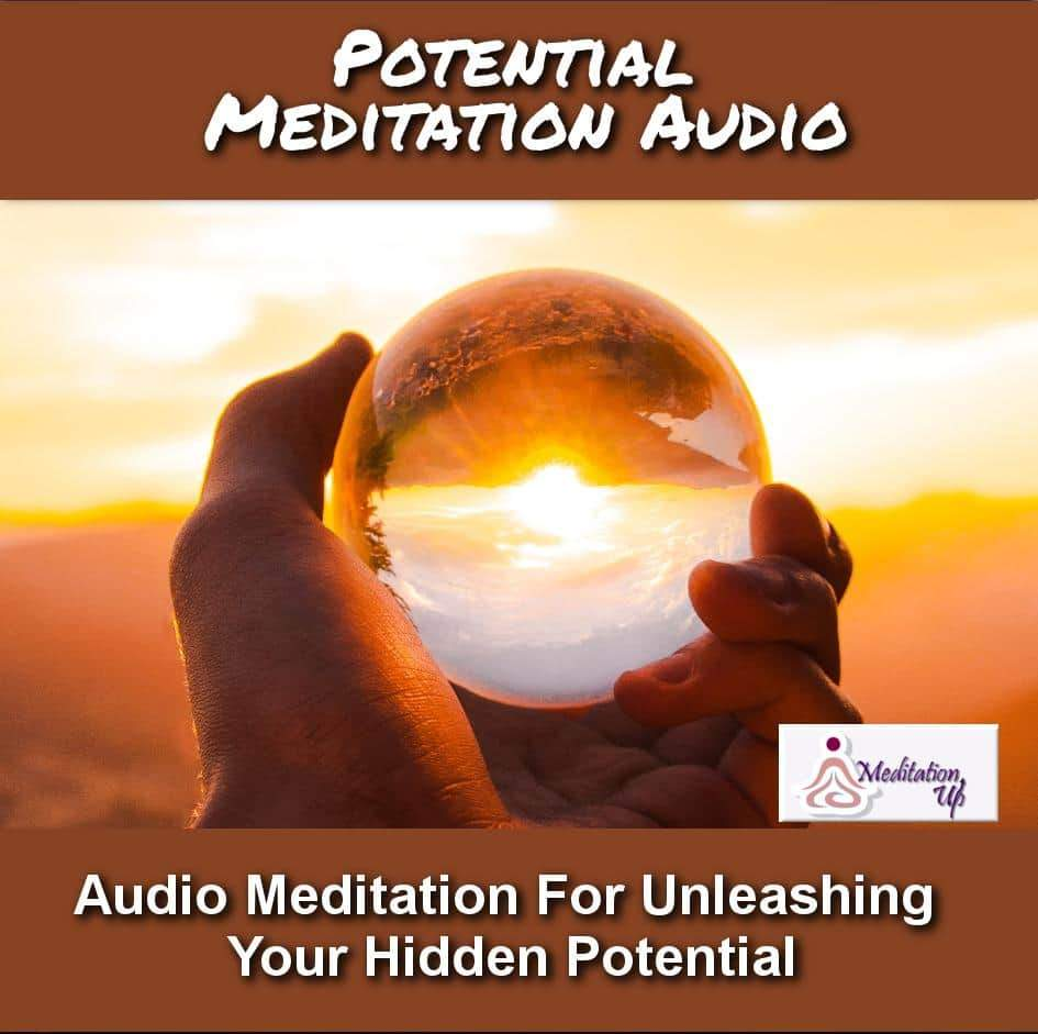 Potential Guided Meditation Audio - Meditation Up -