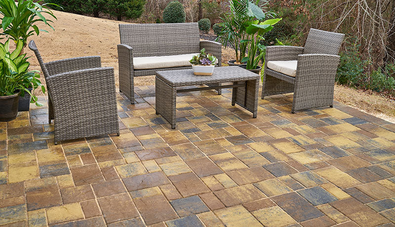Patios For A Small or Large Budget