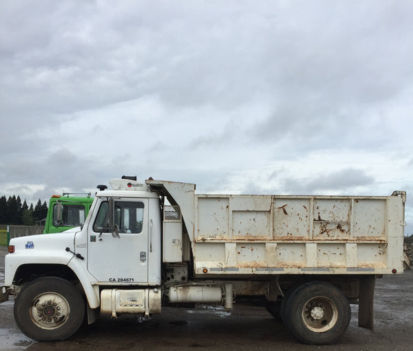 PRO Aggregate Bobtails Delivery Truck