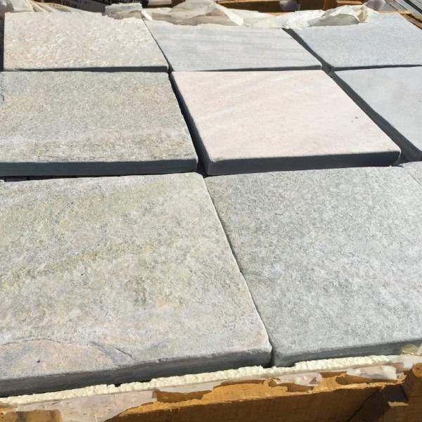 Paver -Antique Gold Full Pallet Discount Pricing