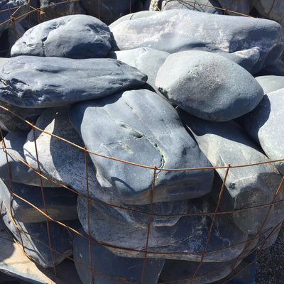 Paskanta Blue Mini Boulders -FULL PALLET DISCOUNT