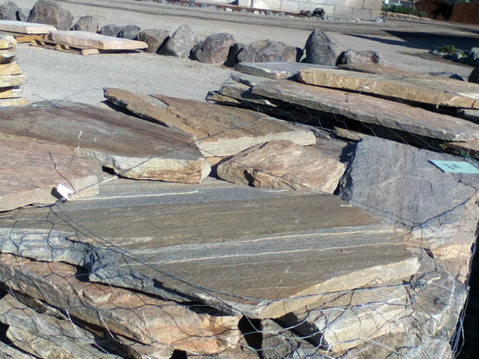 Flagstone -Quartz Salmon Creek