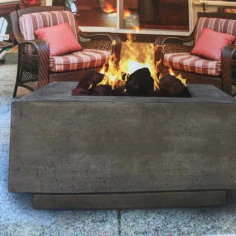Fire Features  -TAVOLA III Fire Table