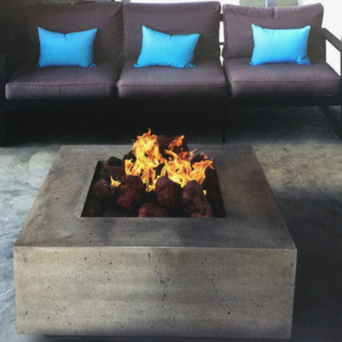Fire Features  -90214 TAVOLA II Fire Table