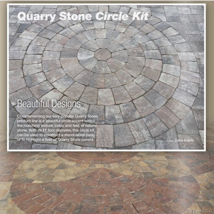 Quarry Stone  Circle Kit  80295