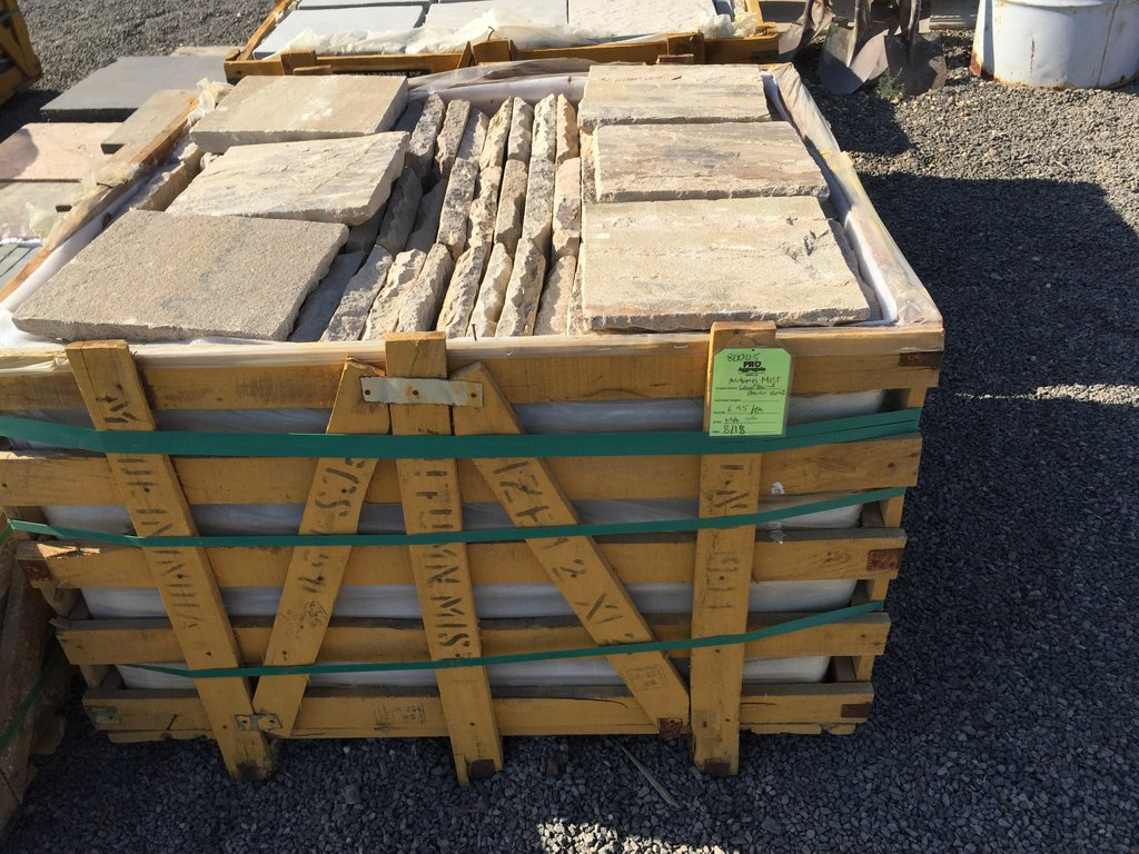 Paver -Autumn Mist Full Pallet Discount Pricing