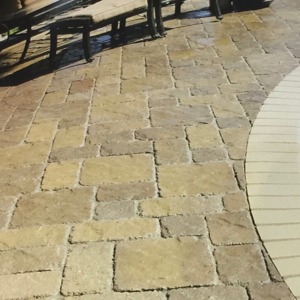 Venetian Tumbled Pavers 80224