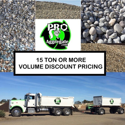 "15 TON OR MORE ONLY - ¾"" Baserock Recycled 2260307"