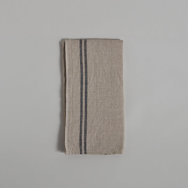Rustic Linen Kitchen Towels