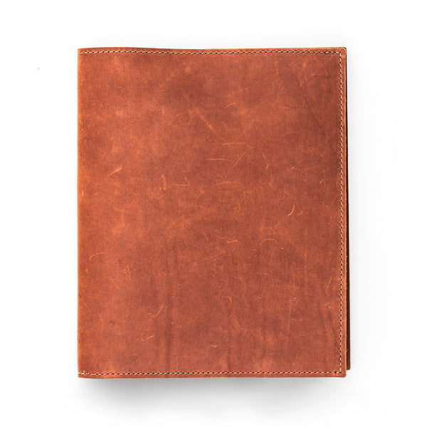 Large Leather Moleskine Journal