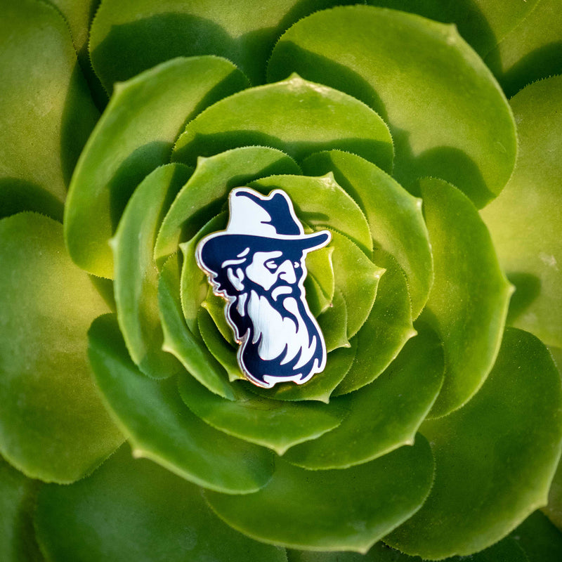John Muir Lapel Pin - National Park Series
