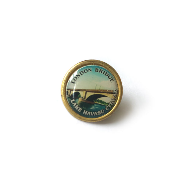 London Bridge Pin