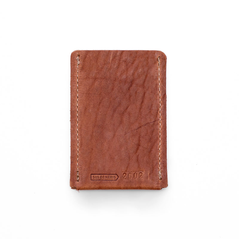 Slim Leather Wallet