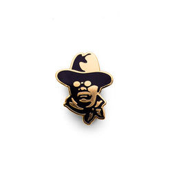 Teddy Roosevelt Lapel Pin - National Park Series
