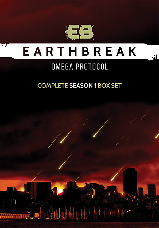 Earth Break: Omega Protocol Complete Season Box Set