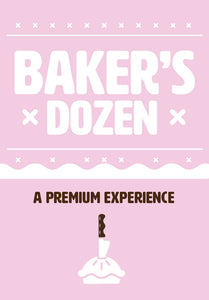 Hunt A Killer: Baker's Dozen
