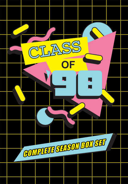 Hunt A Killer: Class of '98 Complete Season Box Set