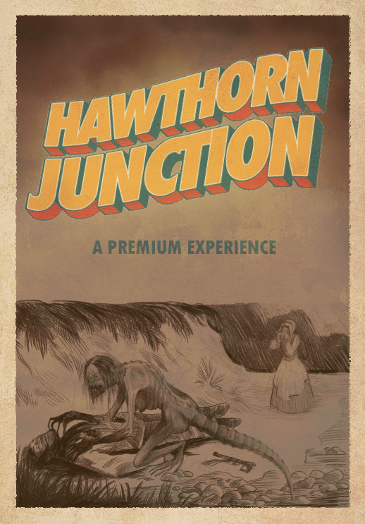 Hunt A Killer: Hawthorn Junction