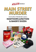 Hunt A Killer: Main Street Murder Bundle