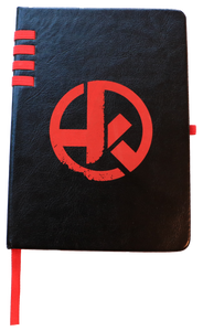 Hunt A Killer Custom Notebook