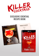 Hunt A Killer: Killer Cocktails Complete Set