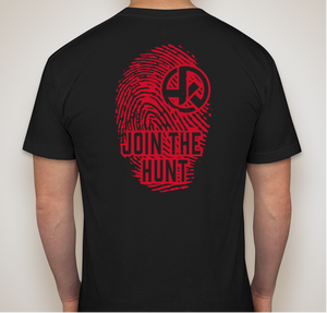 "Hunt A Killer: ""Join The Hunt"" Men's T-Shirt"