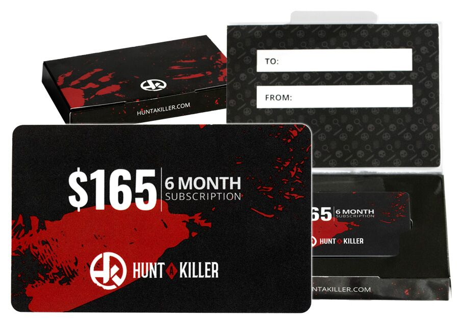 6-Month Gift Card