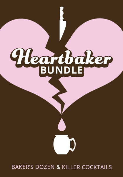 Hunt A Killer: Heartbaker Bundle
