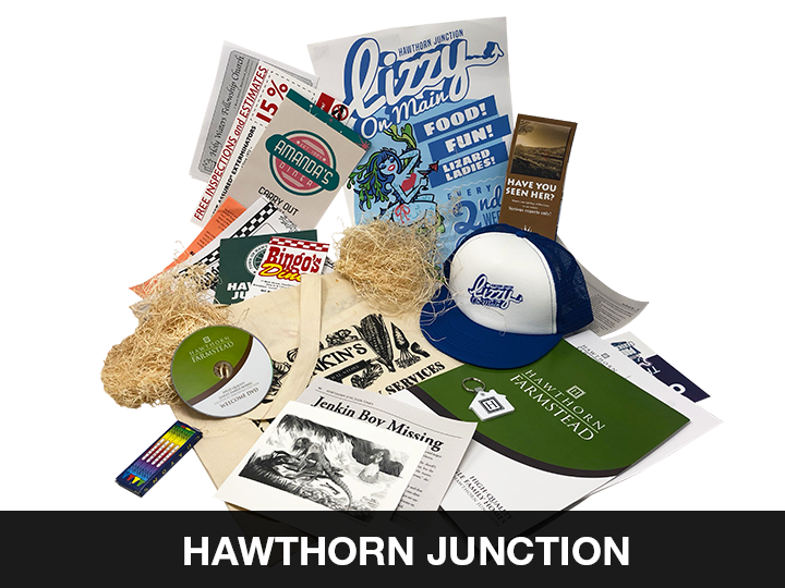 Hawthorn Junction