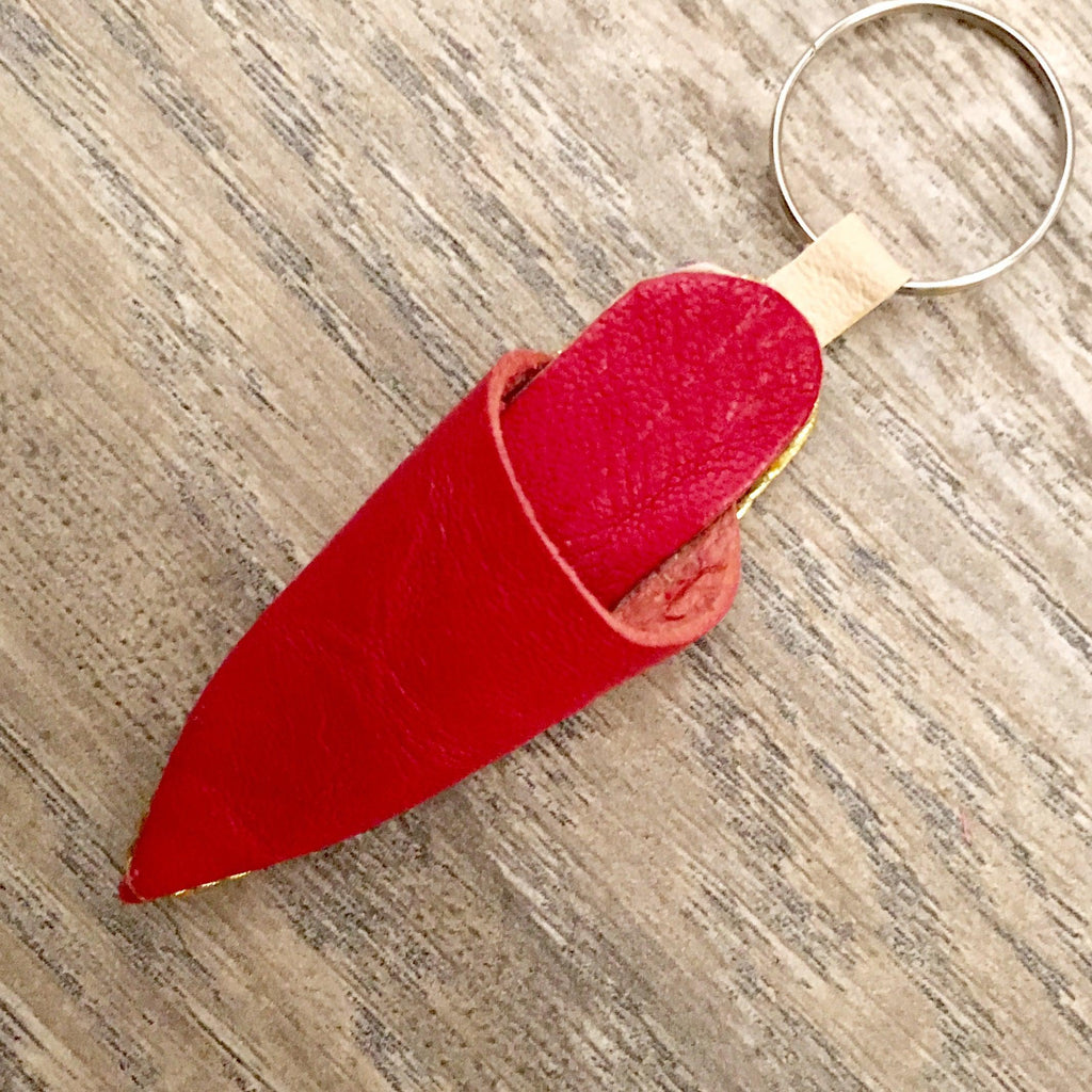 Keychain (Babouche) - Assorted Colours