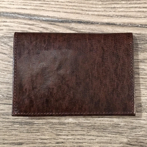 Mens' Leather Wallet Wallet - Mashi Moosh