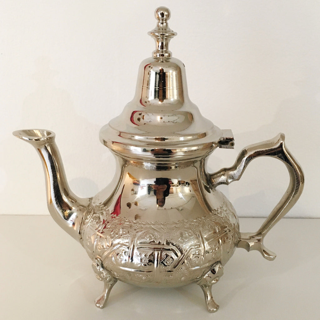 Traditional Teapot - Small Teapot - Mashi Moosh