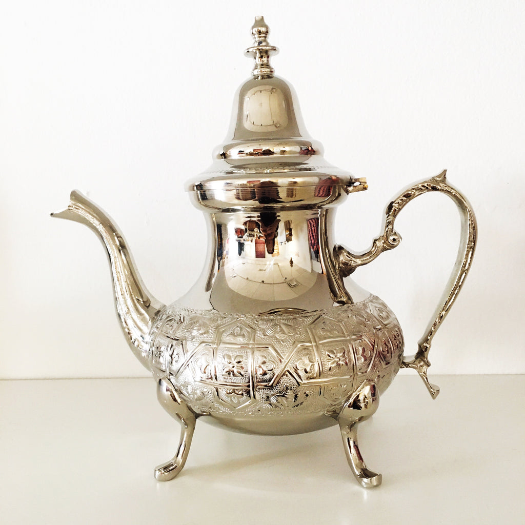 Traditional Teapot - Large Teapot - Mashi Moosh