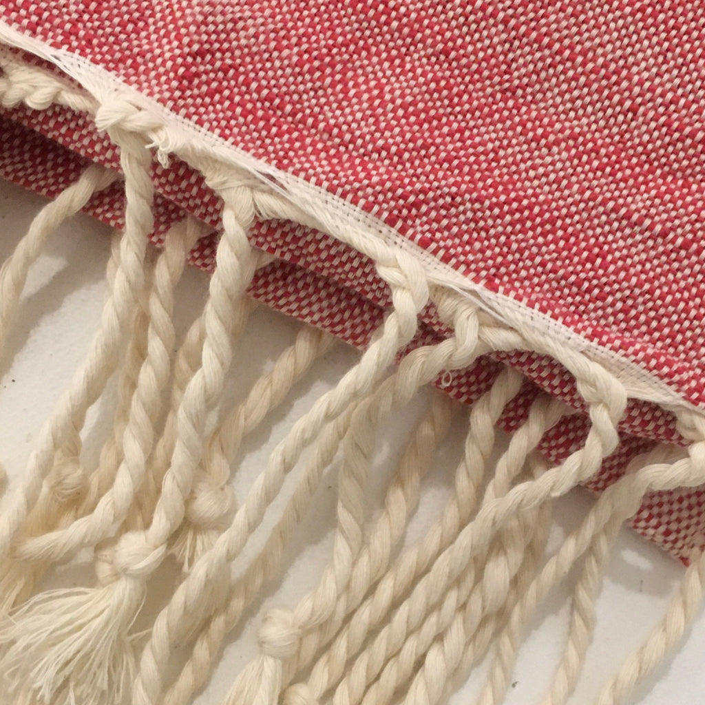Fouta Scarf/Throw Scarves - Mashi Moosh