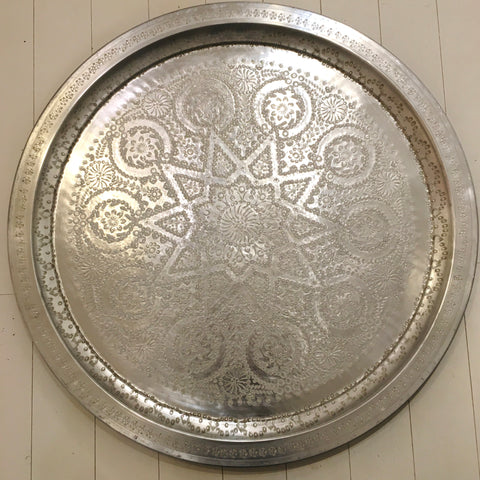 "Aluminum Tray - 34"" Tray - Mashi Moosh"