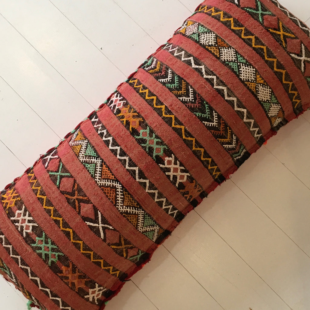 Vintage Kilim Cushion Cushion - Mashi Moosh