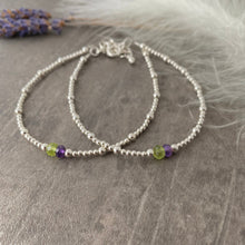 Load image into Gallery viewer, Mum and Daughter Bracelet Set, Gift for mum