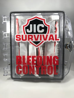 Bleeding Control Station - JIC Survival