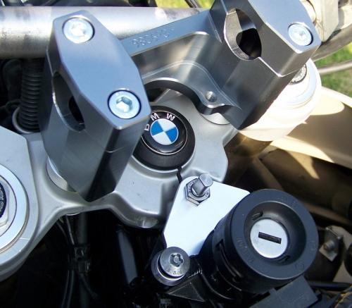 BMW F 800 GS Stabilizer Kit - With/Without Damper