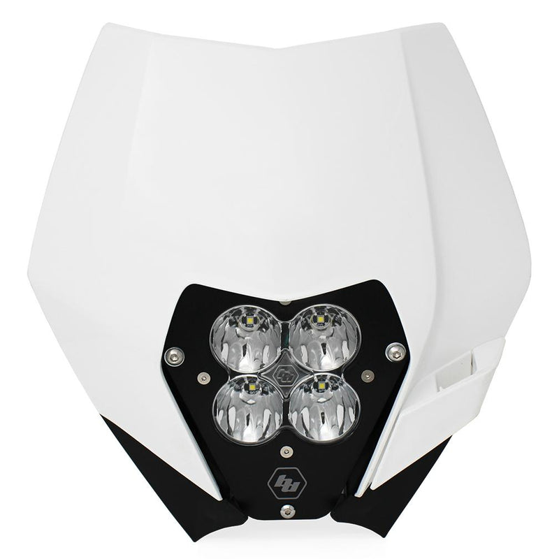 Baja Designs - KTM LED Headlight Kits With Shell (2008 - 2013)