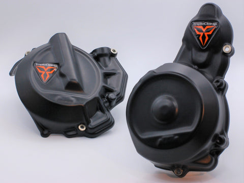 HDPE engine covers for KTM 790