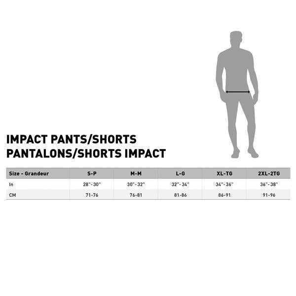 Leatt - Impact Short 3DF 5.0