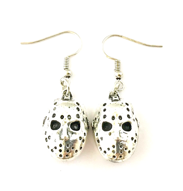 Horror Film Inspired - IT, Halloween, Nightmare on Elm Street, Friday the 13th, Jason, Chucky - Earrings