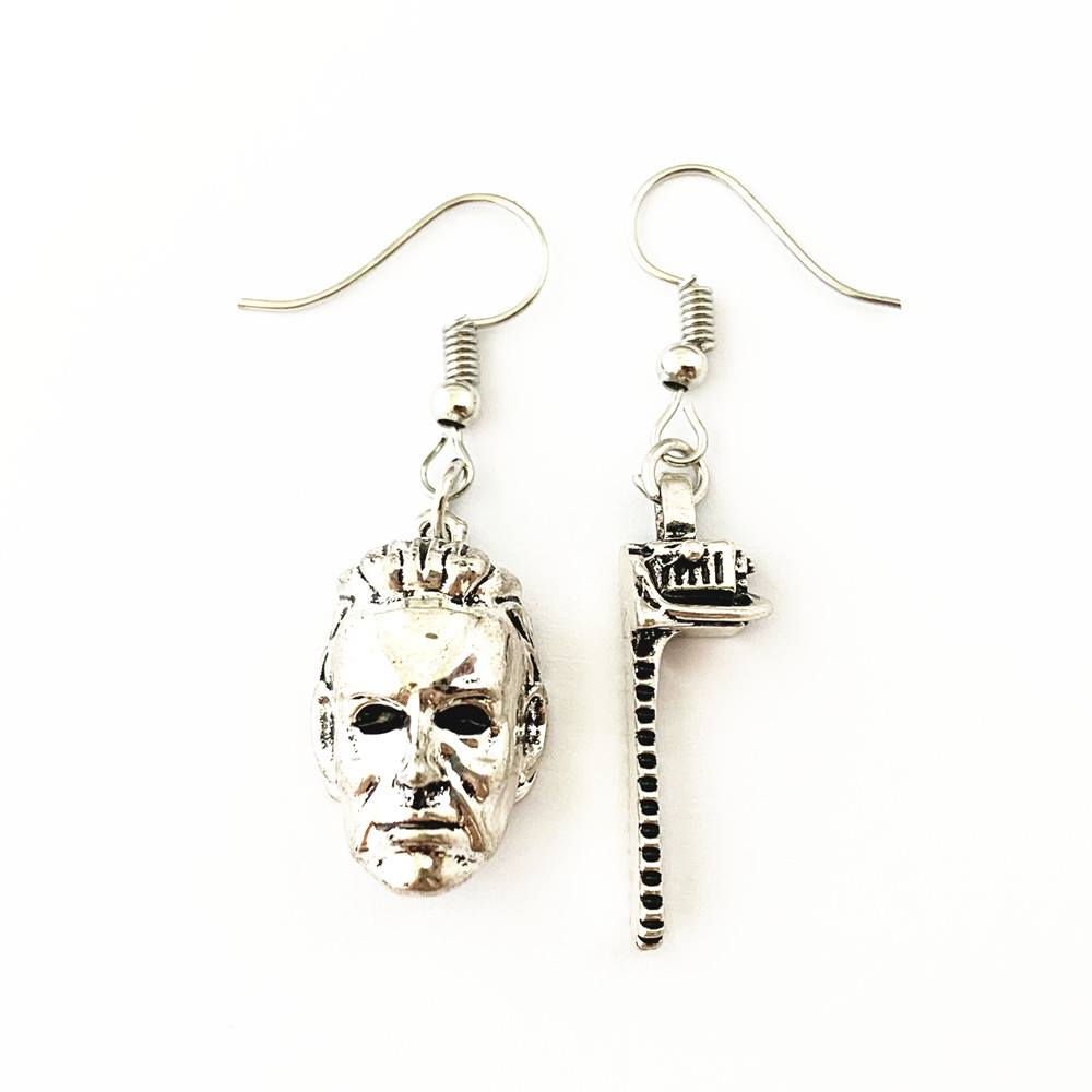 Horror Film Inspired - IT, Michael Myers, Nightmare on Elm Street, Friday the 13th, Jason, Chucky - Earrings
