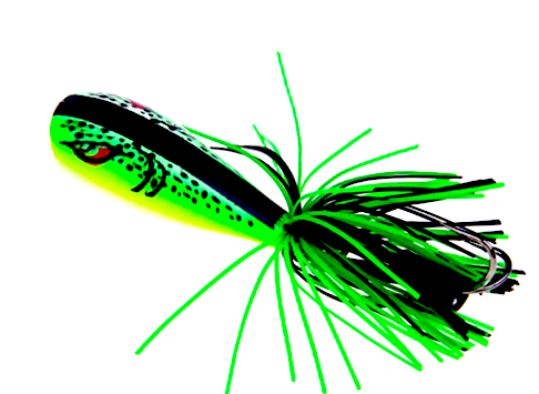 Jump Frog Enticement Fishing Lures ®