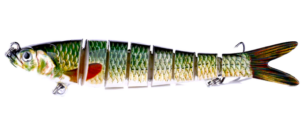 Flex-Swimming Action Fishing Lures ® (14cm/5.51'' 27g/0.95oz)