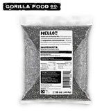 Gorilla Food Co. Chia Seeds Raw Best Quality - Gorilla Food Co. USA
