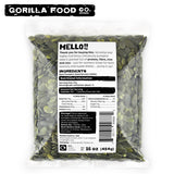 Gorilla Food Co. Raw Pumpkin Seeds (Pepitas) + Sunflower Seeds Combo - 2 x 1lb - Gorilla Food Co. USA