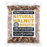 Raw Walnut Halves (Halves Only) - 2lb (Twin Pack) - Gorilla Food Co. USA
